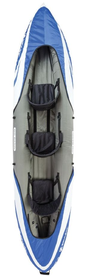 Coleman Big Basin inflatable Kayak Review