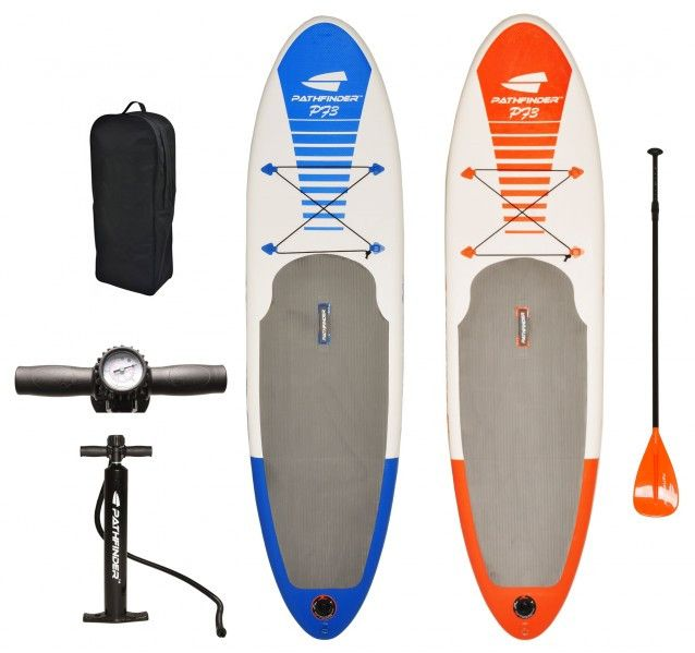 Pathfinder p73 inflatable Stand up Paddle Board Review