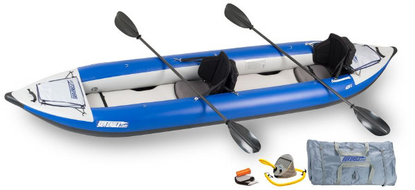 Sea Eagle 420x 2 person inflatable kayak Review