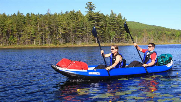 Sea Eagle 420x inflatable kayak review
