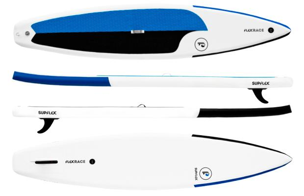 """Supflex Flexrace 12'6"""" Inflatable Stand up paddle Board Review"""