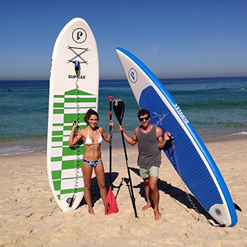 Supflex carlos burle inflatable SUP Board Reviews