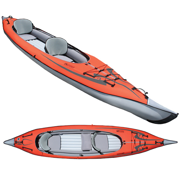 Advanced Elements Ae1007 R Convertible Inflatable Kayak