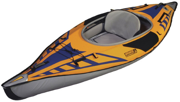 Advanced Elements AdvancedFrame Sport Kayak review