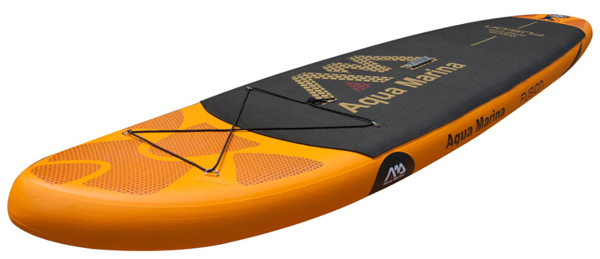"""Aqua Marina Fusion 10'10"""" inflatable stand up padlle board review"""