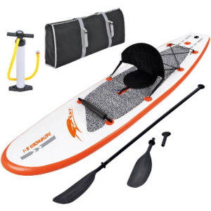 Blue Wave Sports Stingray 10 ft. Inflatable Stand Up Paddleboard review