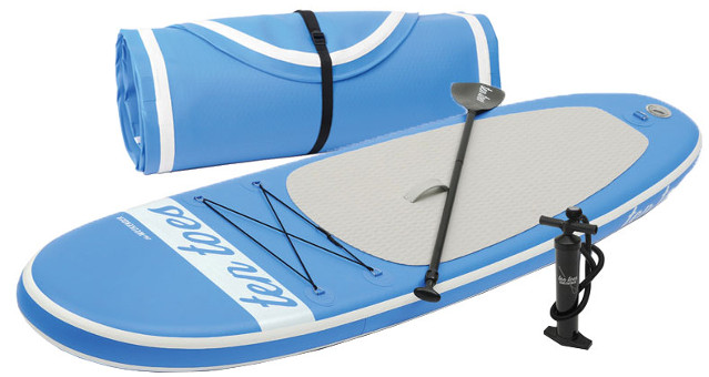 Ten Toes Boards Emporium 10ft inflatable SUP board Review