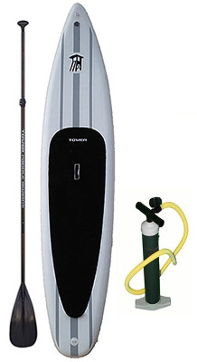 Tower Paddle Boards Xplorer 14' Inflatable SUP board review