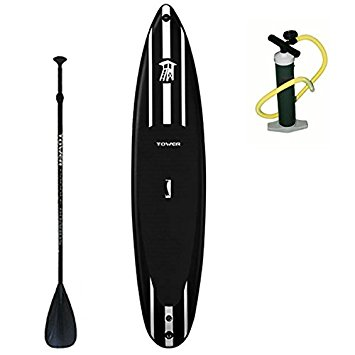 "Tower Paddle Boards iRace 12'6"" Inflatable SUP Board Review"