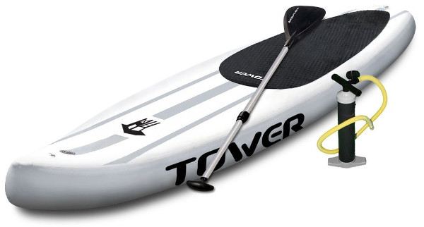 Tower Xplorer inflatable SUP board review