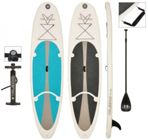 Vilano Journey 10' Inflatable SUP Board Review