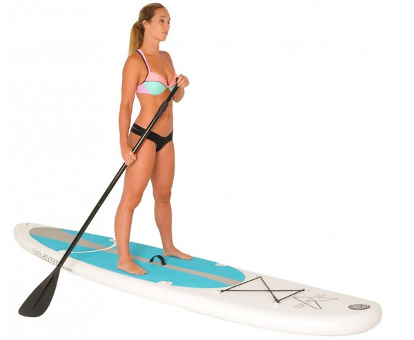Vilano Journey inflatable SUP Board Review
