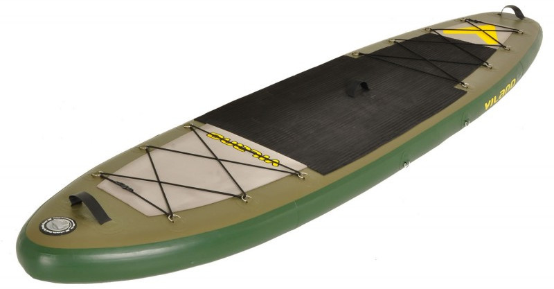 Vilano Sport - Fishing Inflatable Stand Up Paddle Board Review