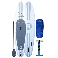 iRocker Sport 10′ Inflatable Stand up Paddle Board Review
