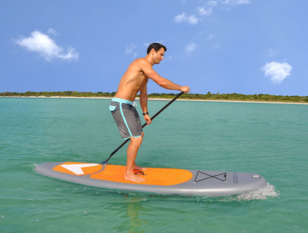 vilano navigator inflatable stand up paddle board