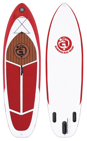 AIRHEAD Cruise 930 inflatable stand up paddle Board review