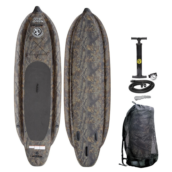 Airhead ASHUP-3 inflatable SUP Board review
