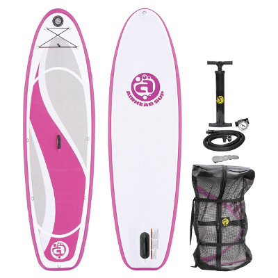 Airhead Bliss 930 inflatable stand up paddle board review