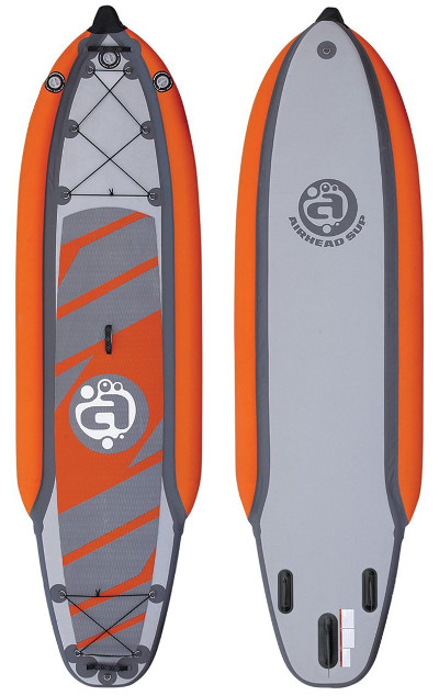 Airhead Rapidz 1138 inflatable paddle board review