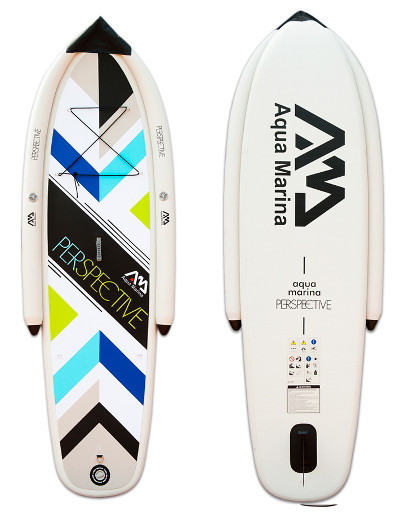 Aqua Marina Perspective inflatable stand up paddle board review