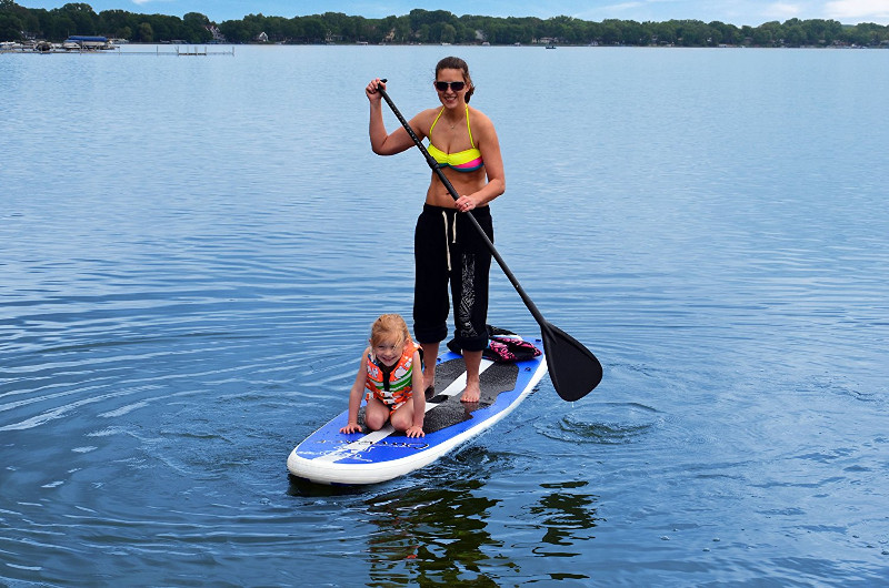 RAVE Sports Outback Inflatable paddle Board review
