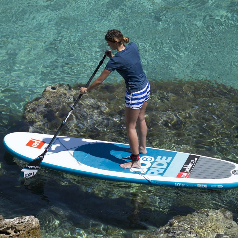 Red Paddle Co Ride iSUP Board review