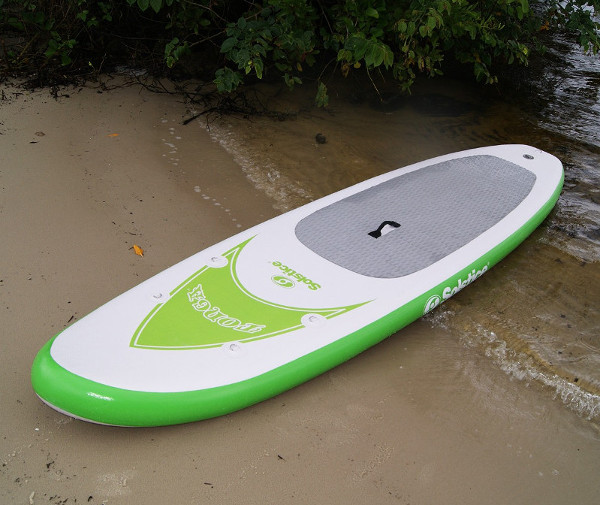 Solstice Tonga 10'8″ Inflatable Stand Up Paddleboard Review