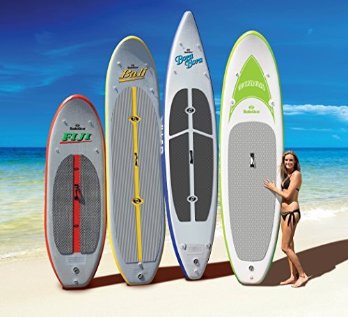 Solstice inflatable stand up paddle boards