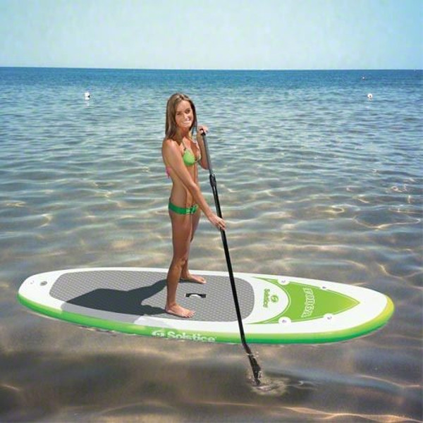 Solstice 10'8″ Tonga Inflatable Paddle board Review