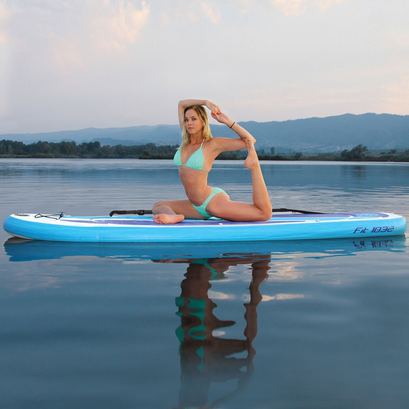 Airhead AHSUP 11 FIT 1032 inflatable stand up paddle board review