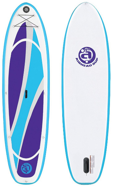 Airhead Fit 1032 inflatable stand up paddle board review