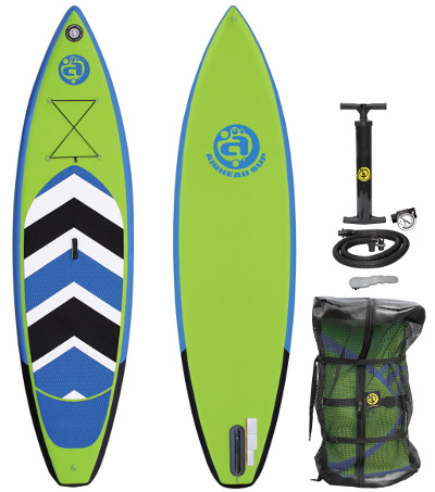 Airhead Pace 1030 inflatable SUP Board review