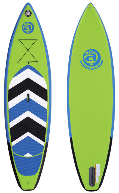 Airhead Pace 1030 inflatable stand paddle board review