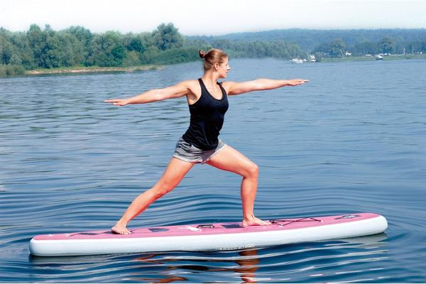 Aqua Marina Flow Yoga paddle board