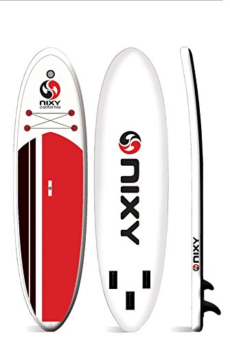 NIXY Newport All-Around Inflatable Stand up paddle Board review