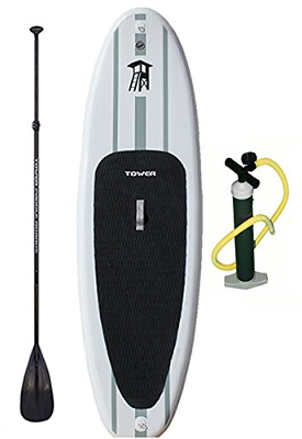 Tower Paddle Boards Adventurer Inflatable stand up paddle board review
