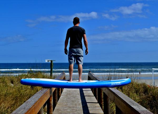 Top 10 best cheap Inflatable stand up paddle boards | WavesChamp