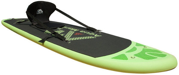 Aqua Marina Breeze cheap inflatable stand up paddle board review