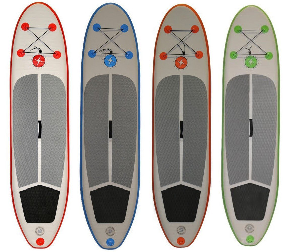 DDM Inflatable Stand Up Paddle Board Review
