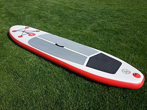 DDM inflatable Paddle Board Review