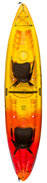 Ocean Kayak Malibu Tandem Sit-On-Top Recreational Kayak review