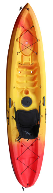 Ocean Kayak Scrambler Sit-On-Top Recreational Kayak review