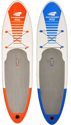 Pathfinder p73 Cheap inflatable paddle board review