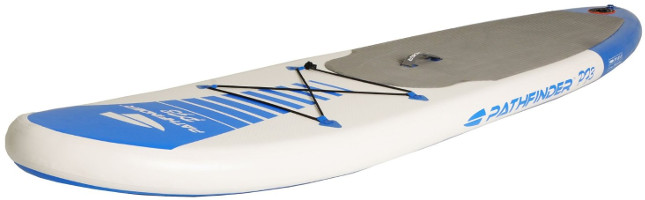 Pathfinder p73 cheap paddle board review