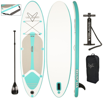 Vilano Journey Cheap stand up paddle board review