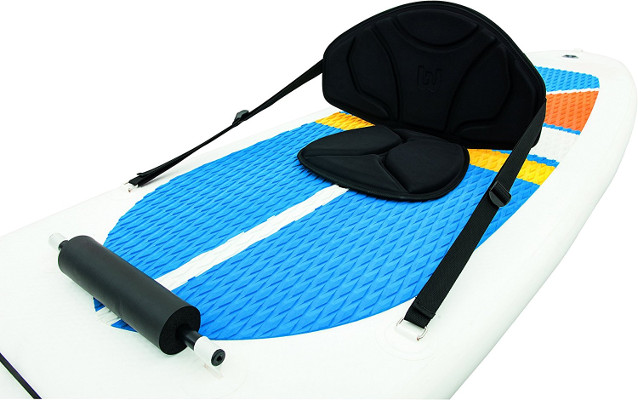 Bestway HydroForce White Cap Inflatable paddle board features