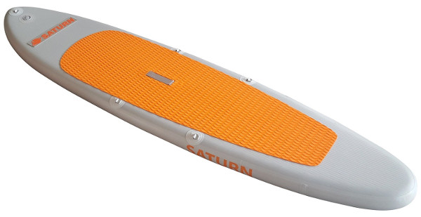 Saturn 11' Orange Top Inflatable Paddle Board Review