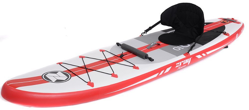 "Zray A1 Premium 9'10"" inflatable Paddle Board review"