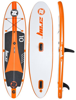 Zray W1 10' inflatable stand up paddle board review