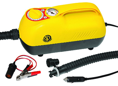 AIRHEAD AHSUP-A02 electric SUP Pump review